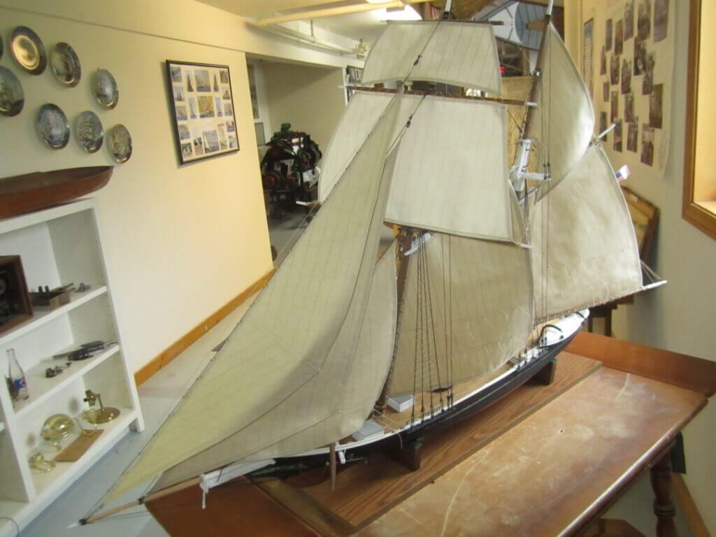 Sail Power & Steam Museum